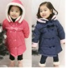 Girls' Winter Coat With Hat