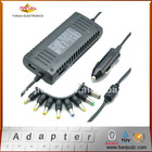 UNIVERSAL NOTEBOOK POWER LAPTOP ADAPTER CAR CHARGER WITH USB