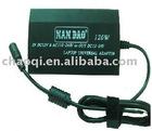 120W universal laptop ac adapter