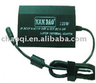 120W universal laptop ac adapter