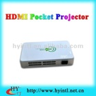 Mobile LED Projector HDMI Projector