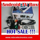 Hot Sale Android TV Box Rockchip RK2918 Android 2.3 1080P (iTV01)