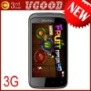 A3 Quad Band Android 2.3 OS Smart Phone MTK6573 CPU 650Mhz 4.0 Inch Capacitive Multi-Touch Screen Dual Camera GSM+WCDMA