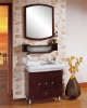 Solid wood bathroom cabinet/Bathroom Cabinet/Sanitary Ware
