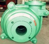horizontal centrifugal metal lined slurry pump