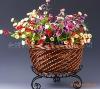 the base of flower basket