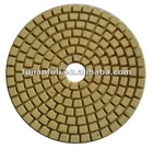 Hot Sales Diamond Abrasive Wet Polishing Pads