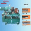 CE approval--rib peeling roll stamping machine