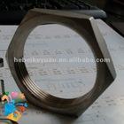 stainless steel pipe fittings--nut
