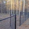 Fence netring panel