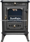 cast iron stove (www.sunrainfireplaces.com)