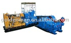 DIESEL ENGINE DRIVING MUD PUMP