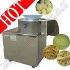 High-efficiency potato slicer potato peeler machine