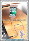 Flexible gooseneck arm for iphone
