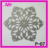 wholesale fashion garment accessories metal embellishments