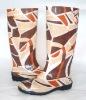 lady PVC rain boots