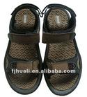 Beach men's sandal for leisure
