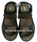 Beach men's sandal for leisure