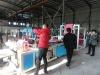 China Multifuction Nonwoven Fabric Bottom gusset bag machines