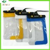 pvc waterproof pouch and bag for mobile phone(European standard )