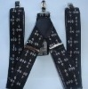 fashion braces suspender