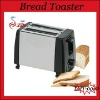 Stainless Steel 2 Slice Electronic Timing Control Toaster
