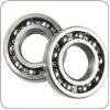 high speed deep groove ball bearing 6200 2RS ZZ