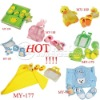 Hot selling Animal Baby bath set