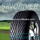 New passenger car tire
