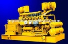 USA WOODWARD EGS control HOT 800kw natural gas generator