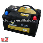 V-TRUST car battery din type 56618