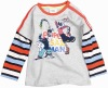 A3105#Gray Ready made baby boy clothing kis t shirt