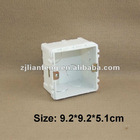 PVC installation box, junction box LF1004