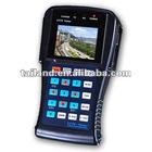 2.5 inch TFT LCD PTZ RS485 UTP portable cctv Tester