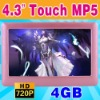 4GB Portable Digital MP3 MP4 MP5 Player MP-25