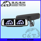 "4.3"" Digital Double Screen Replacement car camera,car rearview monitor"