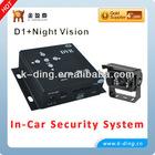 1 CH Full D1 Resolution Manual Car Camera HD DVR With BNC Connector