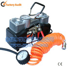 12v / 24v /220v car air compressor with PU guage