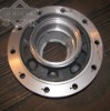 BPW wheel hub for truck