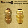 flare union brass nipple fittings