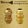 flare union brass nipple fittings