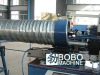 large diameter posttension pipe making machine