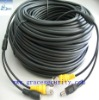 composite CCTV cable extension cable for cctv cameras secuirty cable