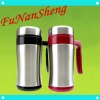 stainless steel double wall thermos coffee pot