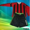 European newest team soccer uniforms/sublimation teamwear