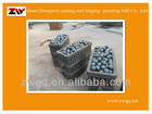 ISO9001:2008 Medium Chrome Grinding Steel Ball