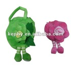 fashion kids rose flower toy bag