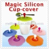 hot selling silicone mug cup lid