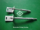 Restraint Fixing System/Marble Anchor INOX A2 A4