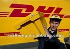 China Dhl express to jeddah